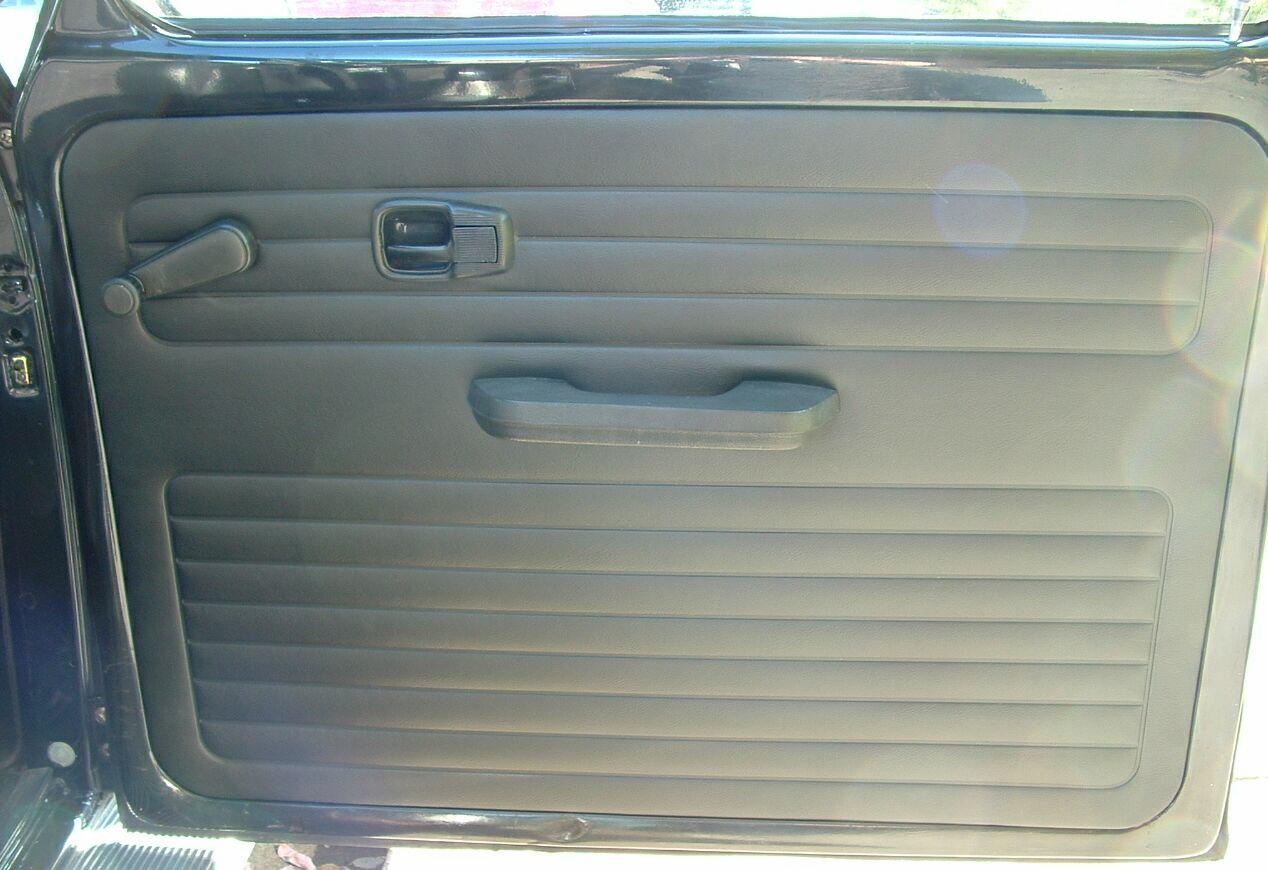 Removing And Installing Door Trim Panels